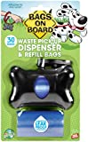 Bags on Board Bone Dispenser, 30 Bags