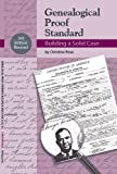 Genealogical Proof Standard (0929626192) by Christine Rose