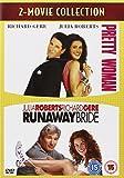Pretty Woman/The Runaway Bride [DVD]