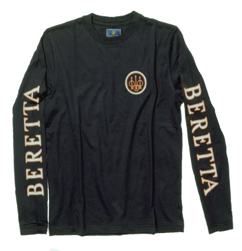 Beretta Men's Long Sleeve Shooting T-Shirt