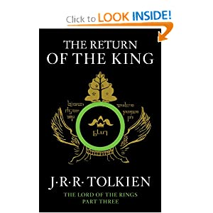 The Return of the King: Being the Third Part of the Lord of the Rings by