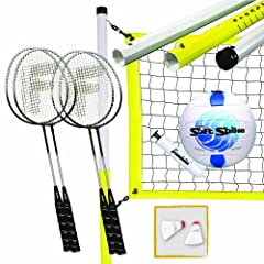Buy Franklin Sports Advanced Badminton Volleyball Set by Franklin