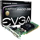 EVGA GeForce 8400GS 1GB SDDR3
