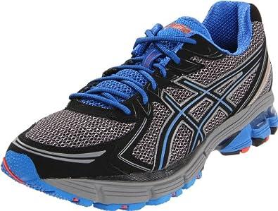 ASICS Men's Gt-2170 Trail Running Shoe,Grey/Black/Blue,13.5 M US