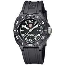 LUMINOX SWISS WATCH LX 0201.SL RUBBER BLACK