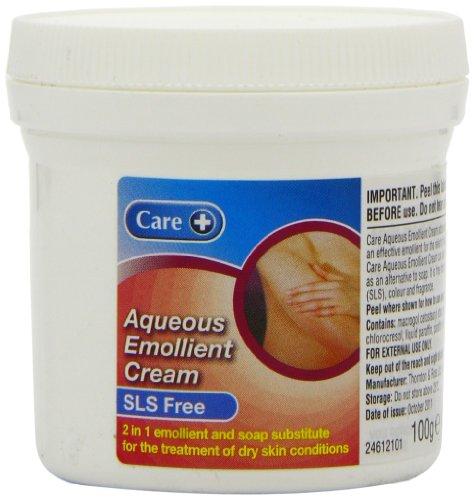 Care 100g Aqueous Emollient SLS Free Cream