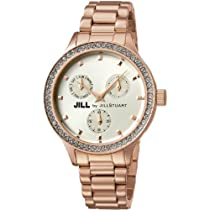 Jill Stuart Sildq001 Big Multi Eye Ladies Watch