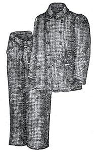 Men's Vintage Reproduction Sewing Patterns 1894 Summer Suit Pattern $14.75 AT vintagedancer.com