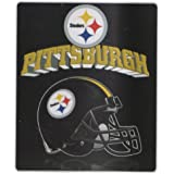 Pittsburgh Steelers Fleece Throw by Northwest