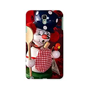 ArtzFolio Snowman Christmas : Samsung Galaxy Note 3 Neo Matte Polycarbonate ORIGINAL BRANDED Mobile Cell Phone Protective BACK CASE COVER Protector : BEST DESIGNER Hard Shockproof Scratch-Proof Accessories