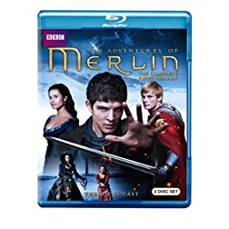Merlin: The Complete Fifth Season [Blu-ray]