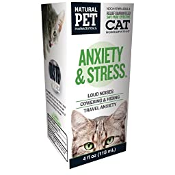 Stress Control for Cats