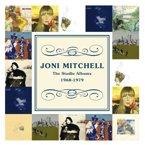 Joni Mitchell - Studio Albums 1968 - 1979 - Zortam Music