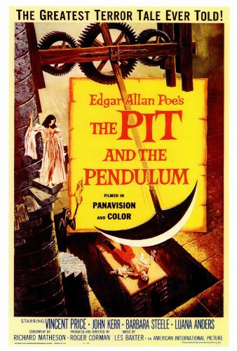 The Pit & The Pendulum Movie Poster