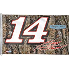 NASCAR Camoflage Banner Driver: Tony Stewart by WinCraft