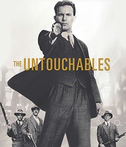 Blu-ray : The Untouchables (Anniversary Edition, Widescreen, Amaray Case)