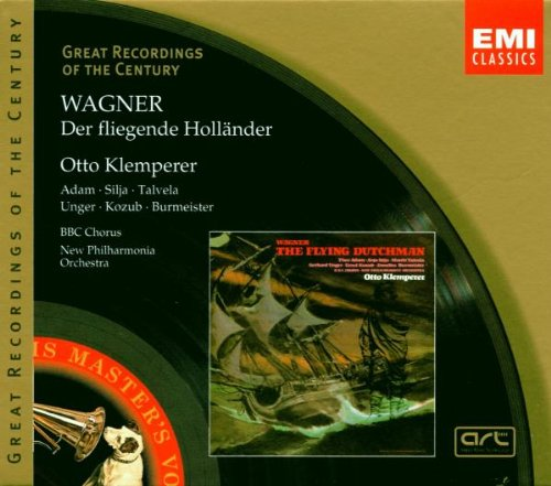 Wagner: Der Fliegende Hollander (Klemperer)