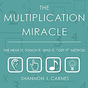 The Multiplication Miracle Audiobook