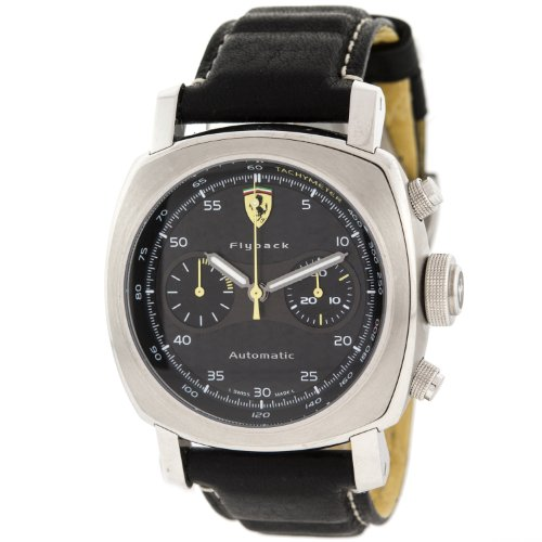 Panerai Ferrari Flyback F6718 Automatic Stainless Steel Automatic Mens Watch