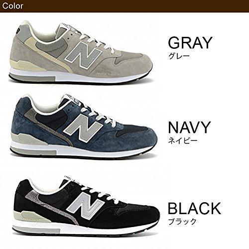 new balance ニューバランス MRL996AG MRL996AN MRL996BL 25.0cm ブラック