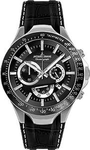 Jacques Lemans Men's 1-1661A Dakar Sport Analog Chronograph Watch
