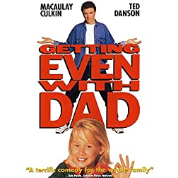 Getting Even With Dad [Blu-ray]
