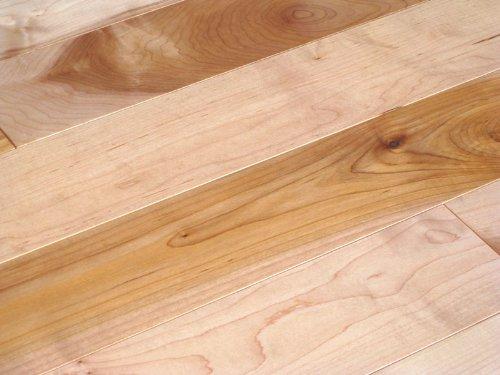 Solid Maple Plank Natural Wood Hardwood Floor Flooring