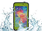 Samsung Galaxy S5 Sv V I9600 Phone Water Resistant Case Cover