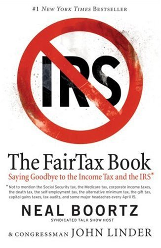The FairTax Book, NEAL BOORTZ, JOHN LINDER