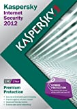 Software - Kaspersky Internet Security 2012 1 PC, 1 Year License (PC)