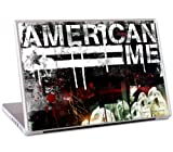 MusicSkins American Me Heat Skin for 17inch MacBook Pro and PC Laptop