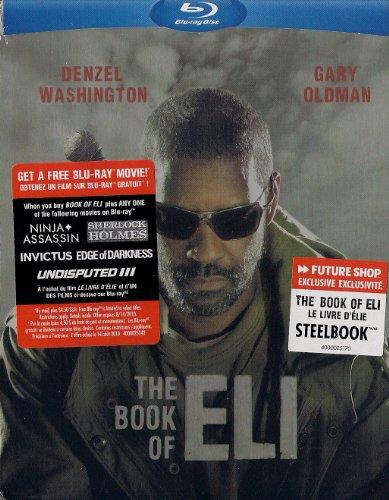The Book of Eli Blu-ray SteelBook