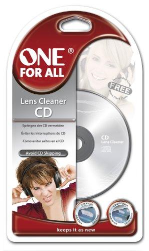 One for All SV 8336 CD de nettoyage pour Lentilles