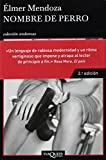 img - for Nombre de perro (Spanish Edition) book / textbook / text book