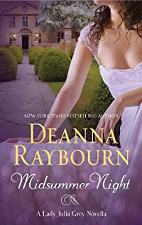 (FREE on 6/18) Midsummer Night by Deanna Raybourn - http://eBooksHabit.com
