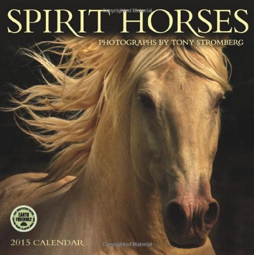 Spirit Horses, Photographs by Tony Stromberg 2015 Wall Calendar