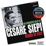 Cesare Siepi The Romantic Voice Of Cesare Siepi: Songs Of Italy (Decca Most Wanted Recitals)
