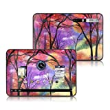 Moon Meadow Design Protective Skin Decal Sticker for Motorola Xoom Tablet