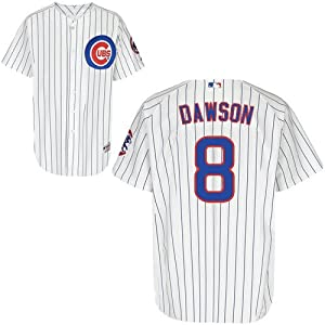 Buy Andre Dawson Chicago Cubs Authentic Home Jersey By Majestic by Majestic