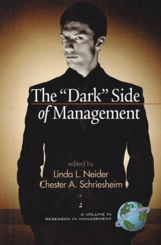 The Dark Side of Management (PB) (Research in Management)