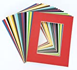 Pack of 20 MIXED COLORS 16x20 Pictu