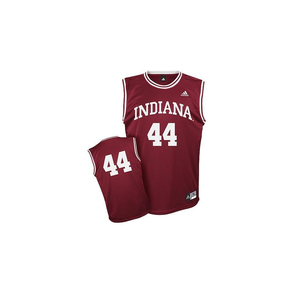 9e699ec4fca Adidas Indiana Hoosiers Replica Basketball Jersey on PopScreen