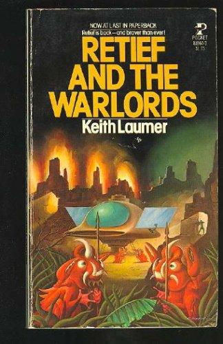 Retief and the Warlords, Keith laumer