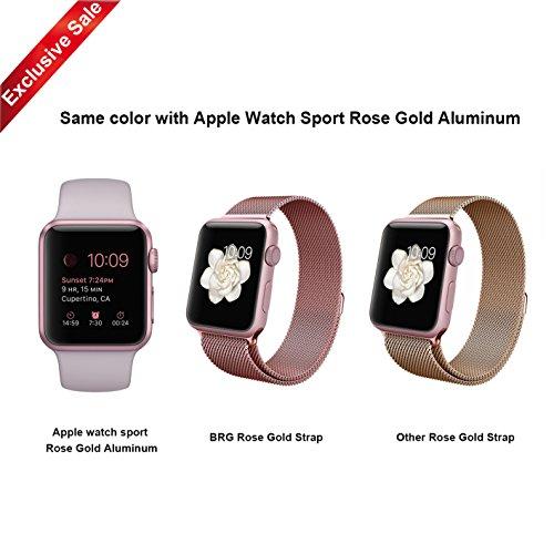 Apple Watch Band, BRG Milanese Loop