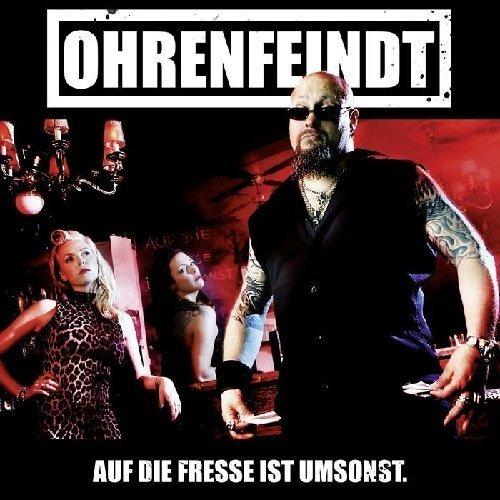 Auf Die Fresse Ist Umsonst by OHRENFEINDT (2013-09-10)