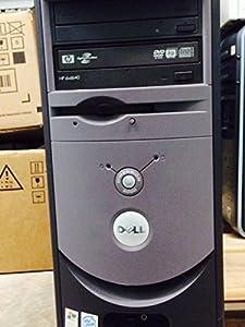 Dell GX280 Tower Computer (2.8 GHz Intel Pentium 4 Processor, 1 GB RAM, 40 GB Hard Drive, DVD Optical Drive, Windows XP Professional)