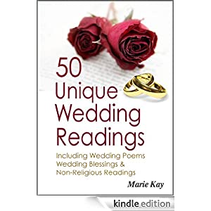 50 Unique Wedding Readings Including Wedding Poems Wedding Blessings And Non Religious