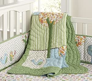 Amazon.com: Pottery Barn Kids Brooke Nursery Bedding: Baby