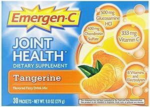 Emergen-C Joint Health, Tangerine, 30 Count