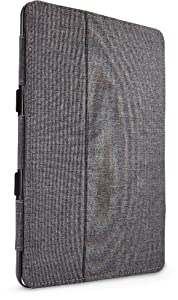 Case Logic FSI1095K Etui portfolio en polycarbonate/nylon pour Tablette PC iPad AIR Gris